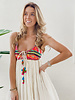 Boho Color Summer Dress
