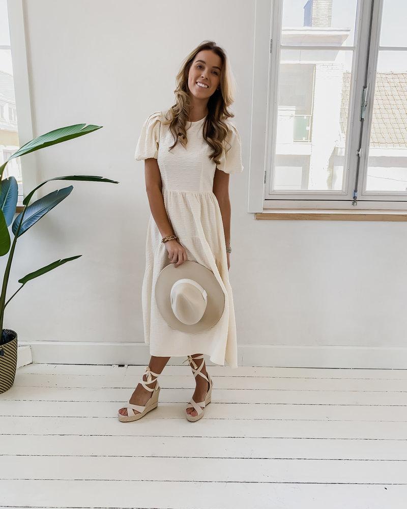 Créme Côte d'Azur Dress