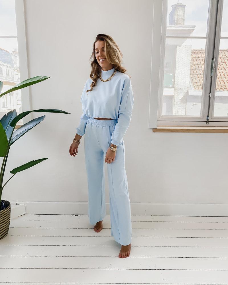 Baby Blue Olivia Homesuit