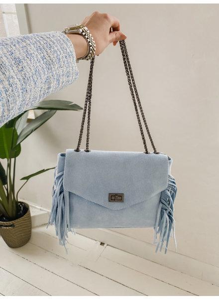 Baby Blue Ella Bag