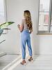 Blue Lucy Belt trouser