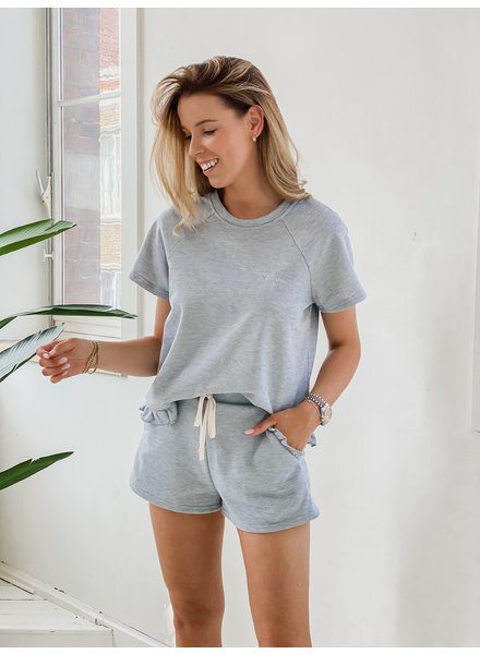 Grey Love Homesuit
