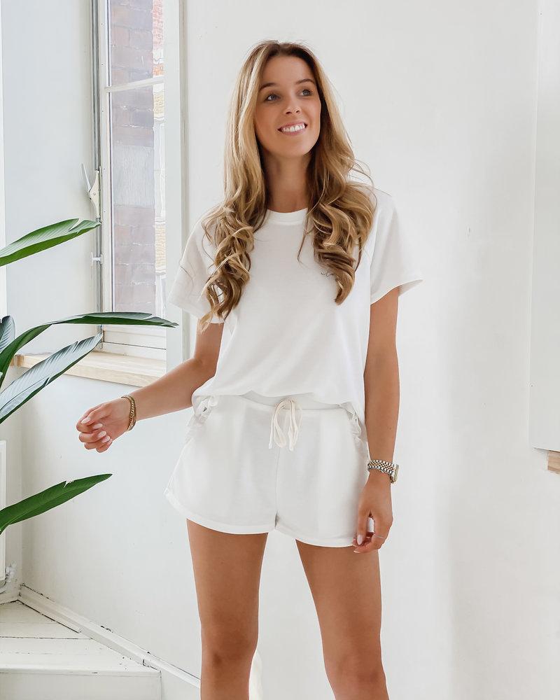 White Love Homesuit