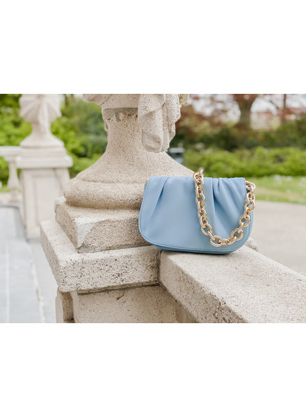Baby Blue Candy Bag