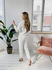 White Basic Homesuit