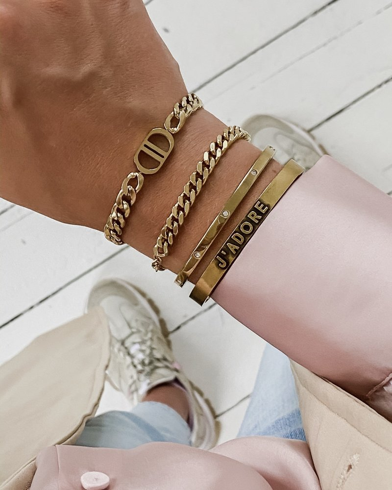 Dior Inspired Bracelet