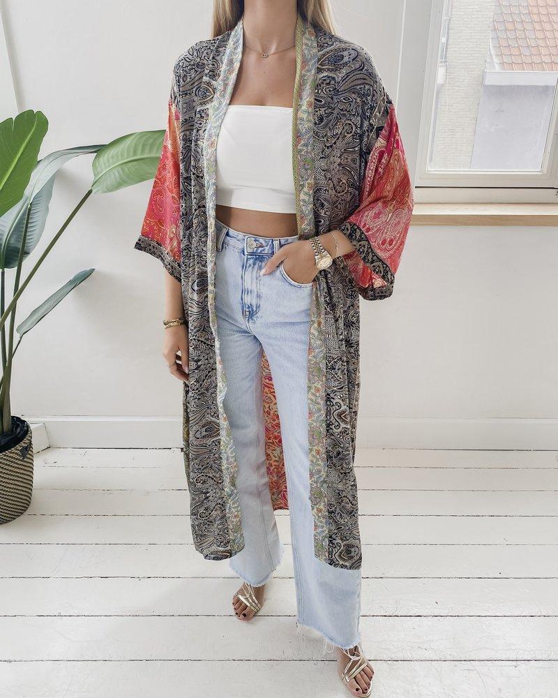 Long Unique Kimono Number 217