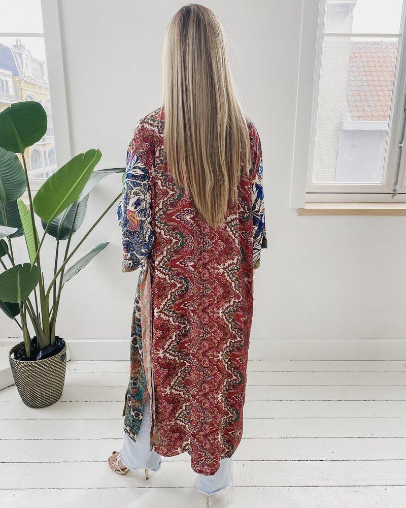 Long Unique Kimono Number 233