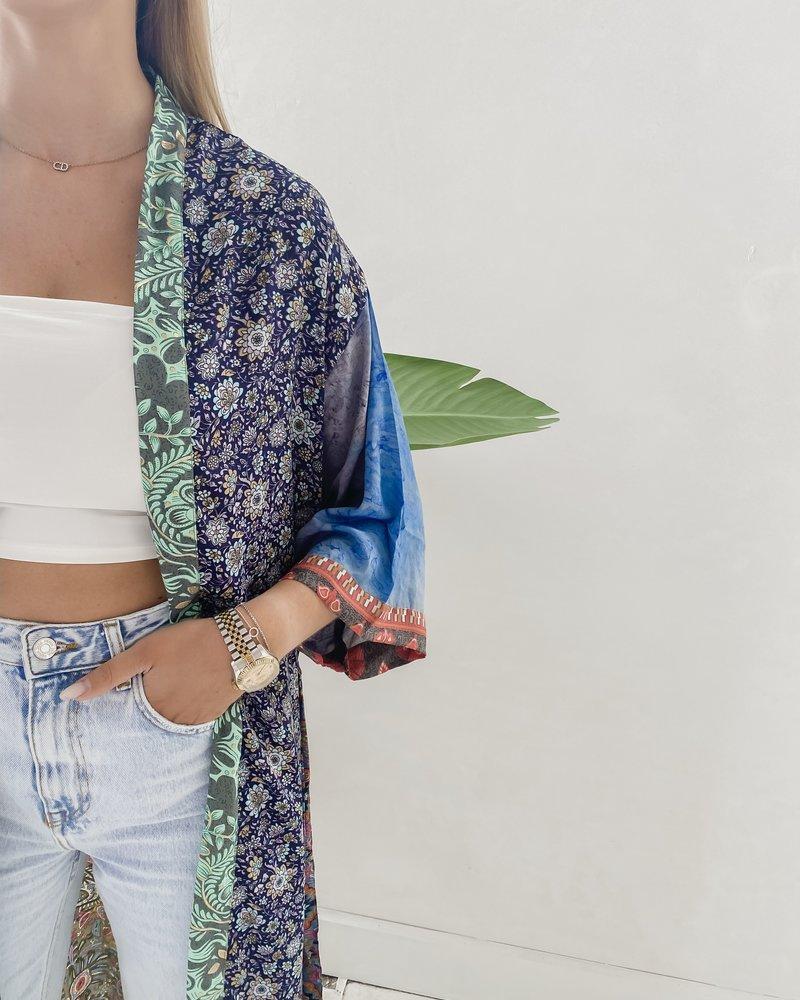 Long Unique Kimono Number 236