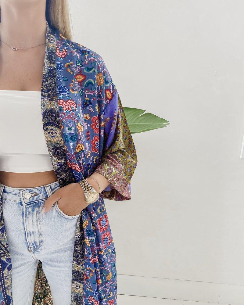 Long Unique Kimono Number 244