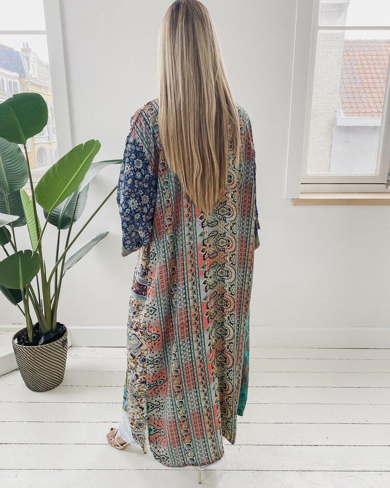 Long Unique Kimono Number 245