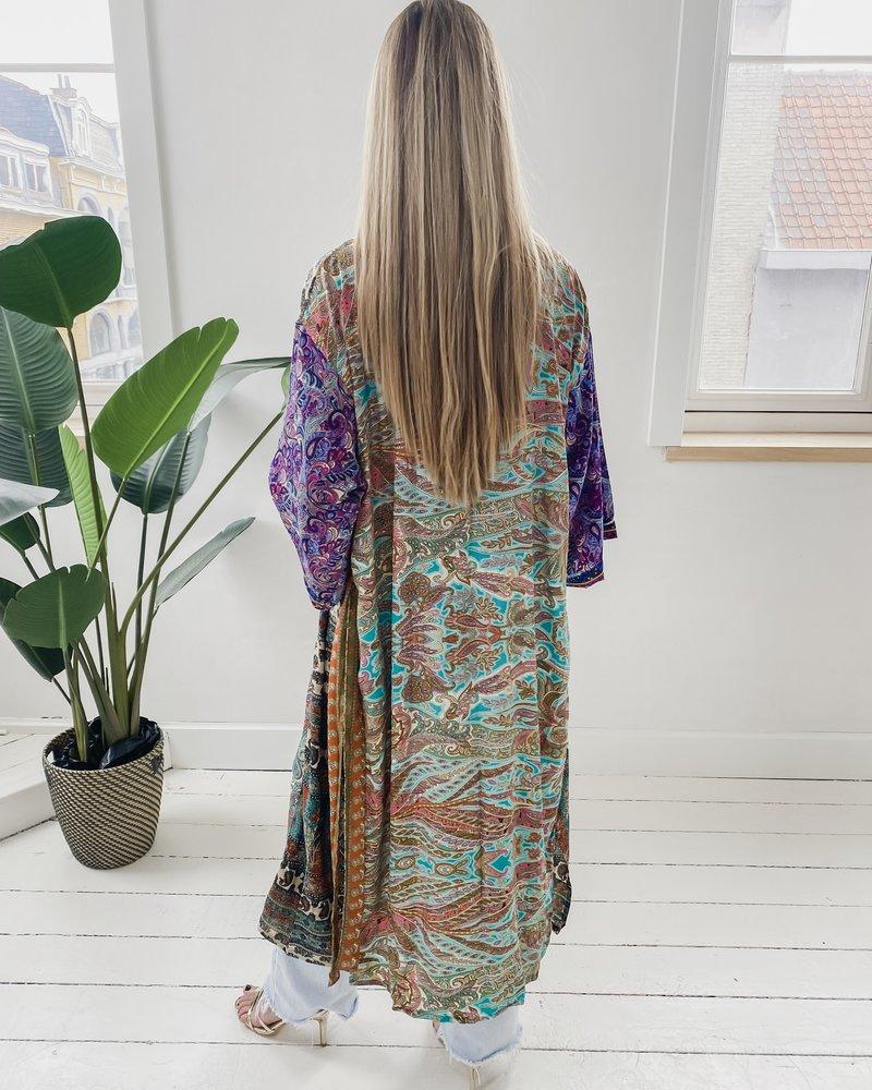 Long Unique Kimono Number 263