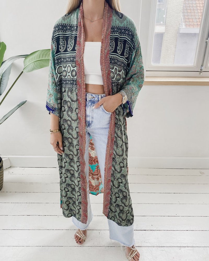 Long unique kimono number 268