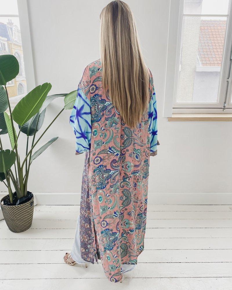 Long unique kimono number 270