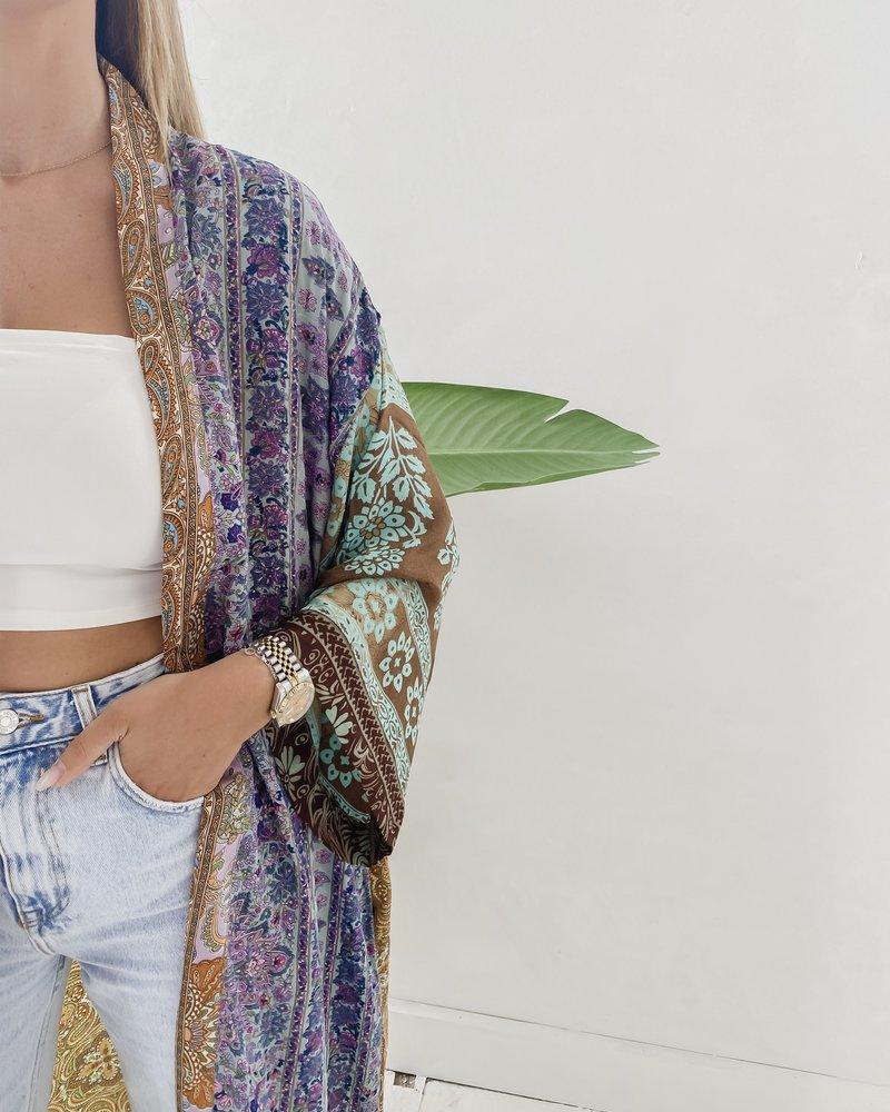 Long unique kimono number 271