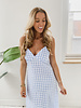 Romantic Blue Vichy Dress