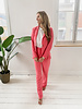 Fuchsia  Summer Blazer