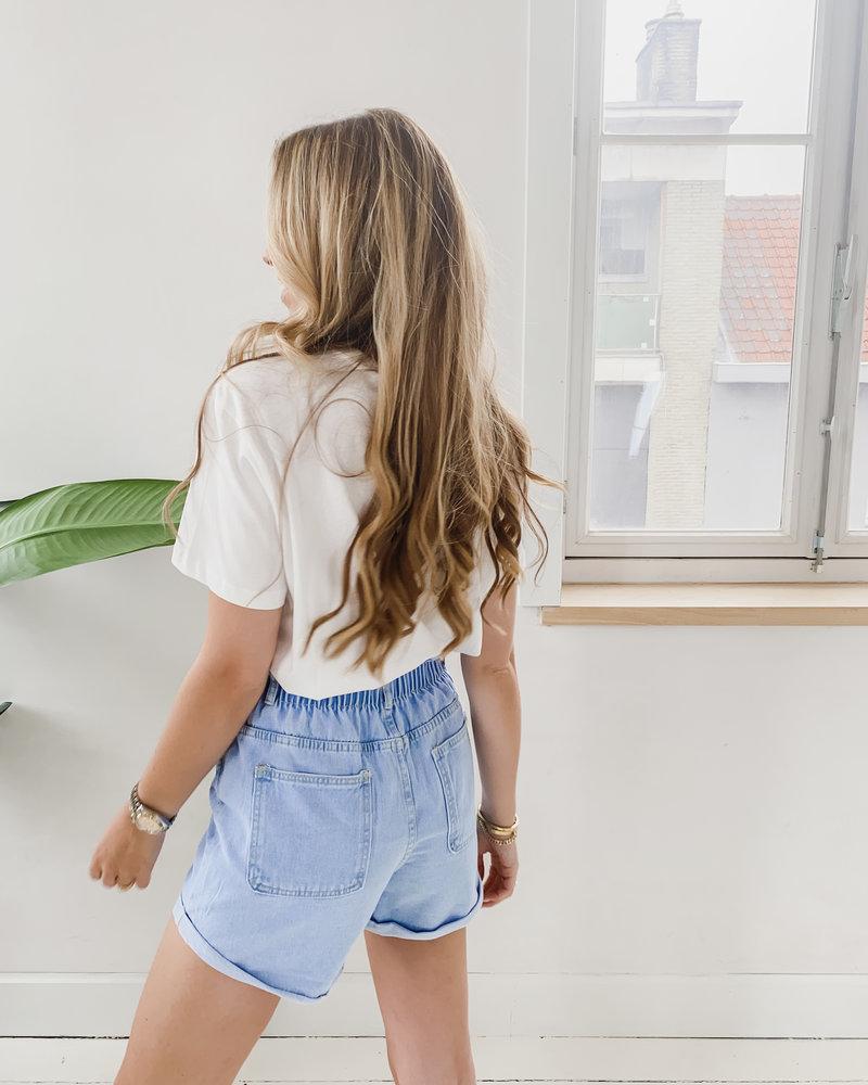 Blue Jeans Short