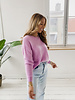 Lila Sweater (Rond kraagje)