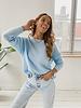 Baby Blue Sweater (Rond kraagje)