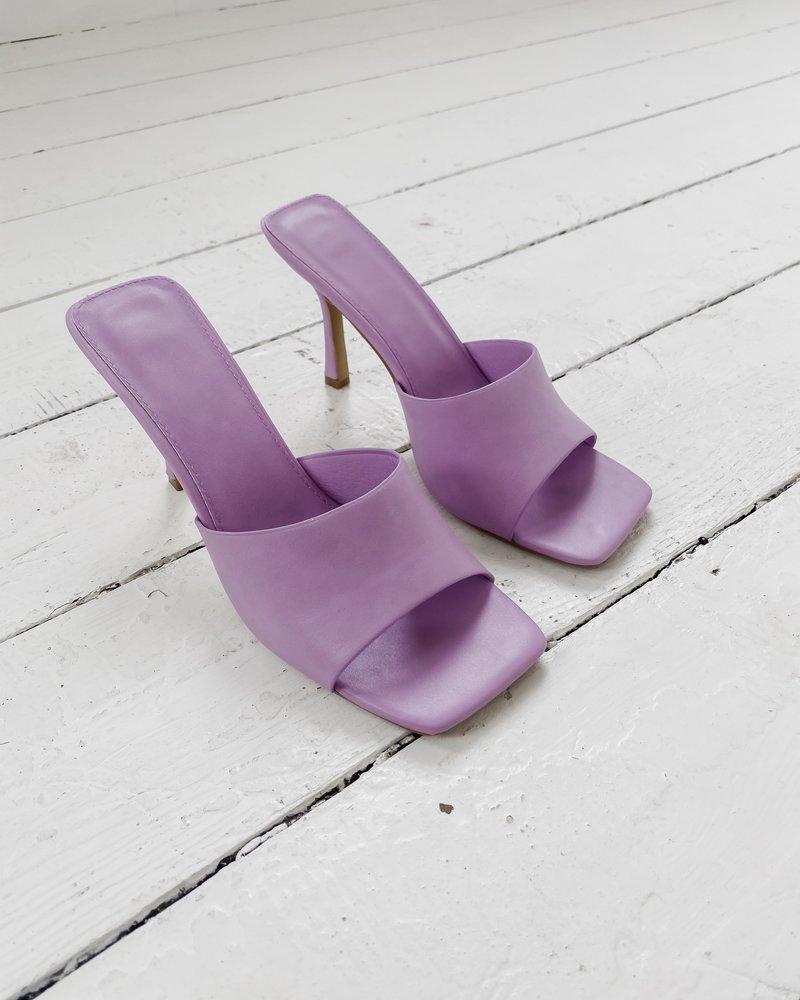 Lila Summer Heels