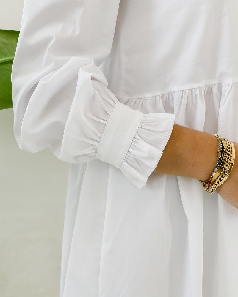 White Coquette  Dress