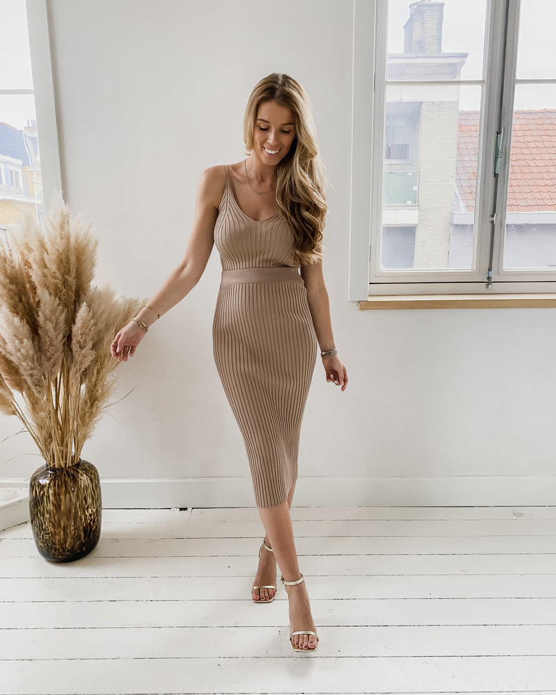 Taupe Co-ord Set