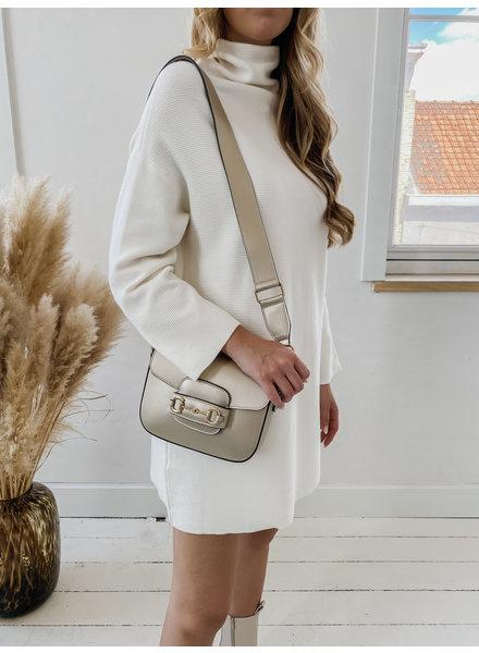 Golden Boucle Bag