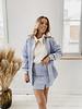 Blue Gossip Girl Jacket