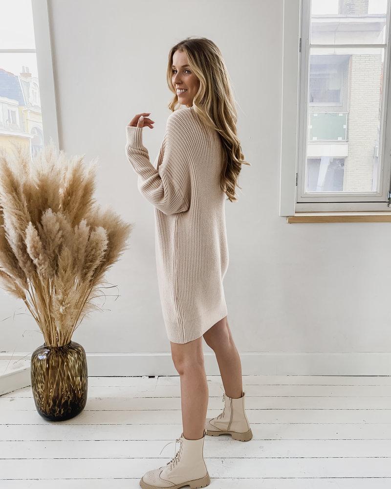 Mokka Winter Dress
