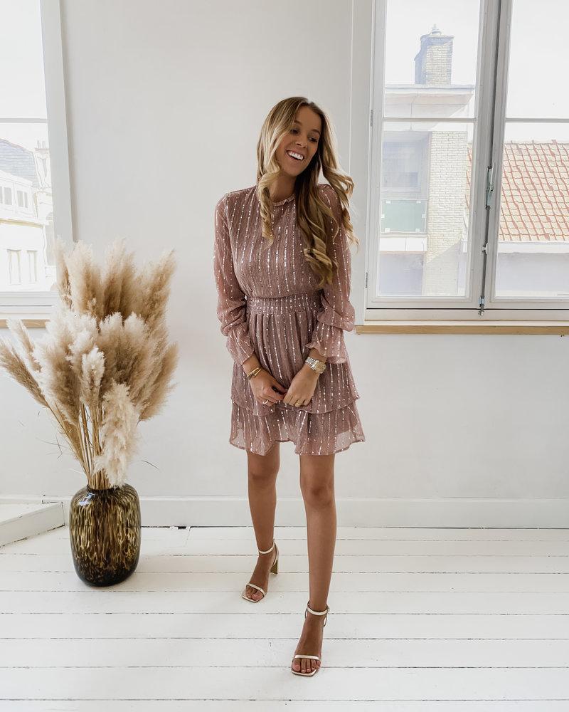 Pink Sparkly Dress