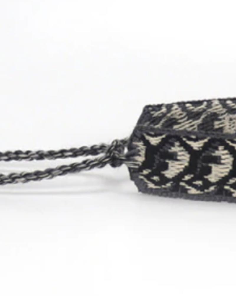 Black Detail Dior Inspired Bracelet