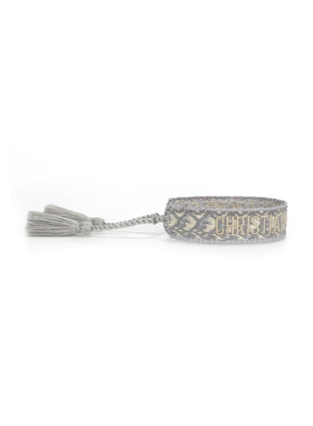 Grey Detail Dior Inspired Bracelet