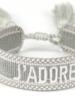 Grey J'adore Bracelet
