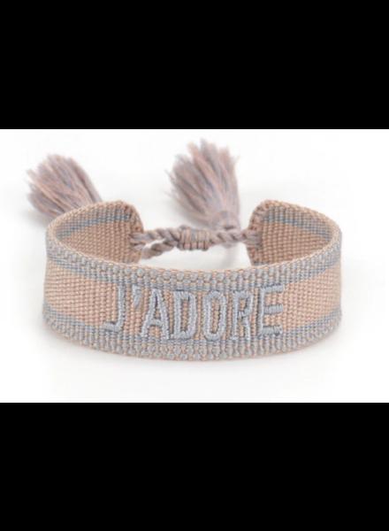 Pink J'adore Bracelet