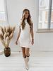 Creamy Valerie Dress