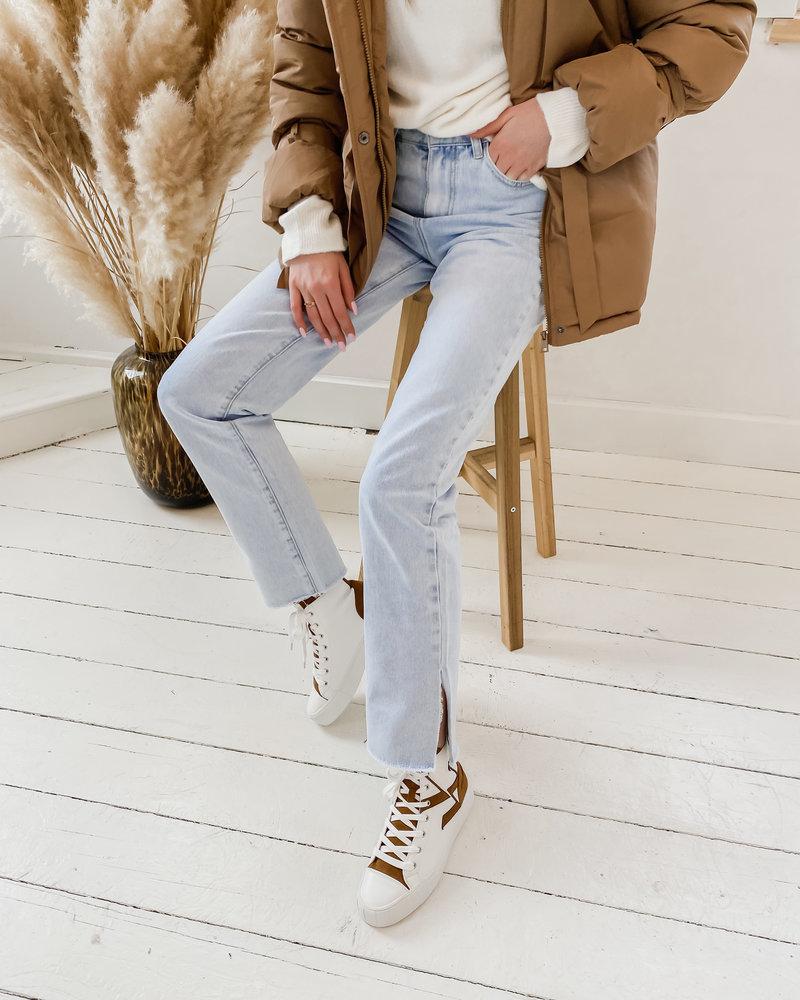 Camel Vanessa Wu Sneakers