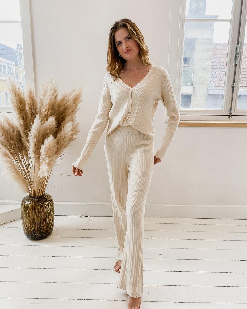 Creamy Sweet Homesuit