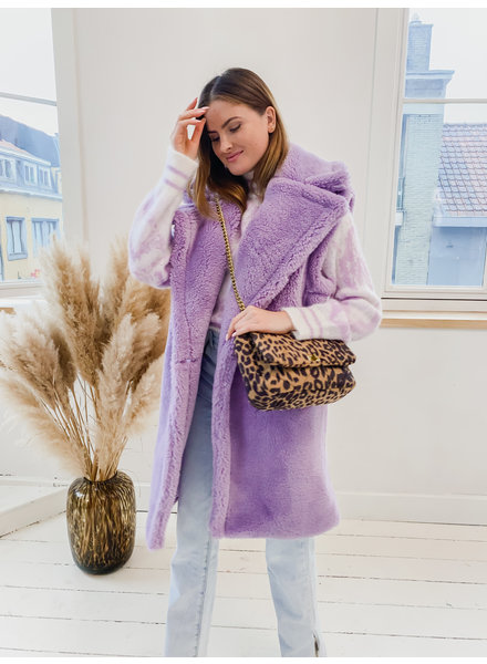 Lila Faux Fur Body