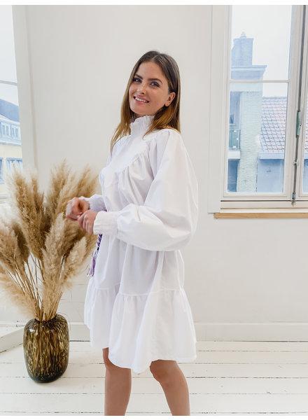 Vanessa White Dress