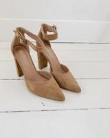 Camel Autumn Heels