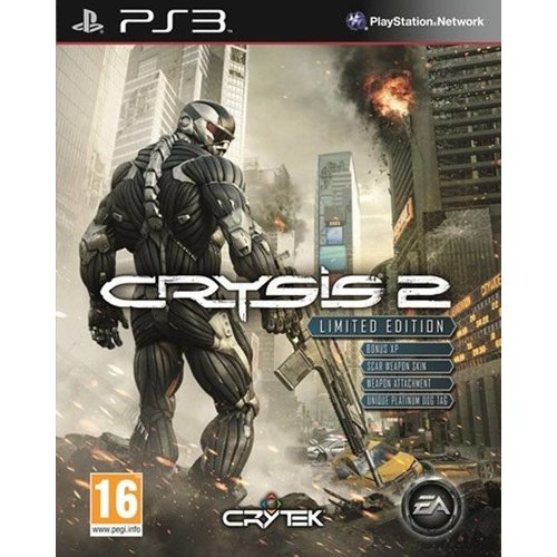 Crysis 2 - Limited Edition