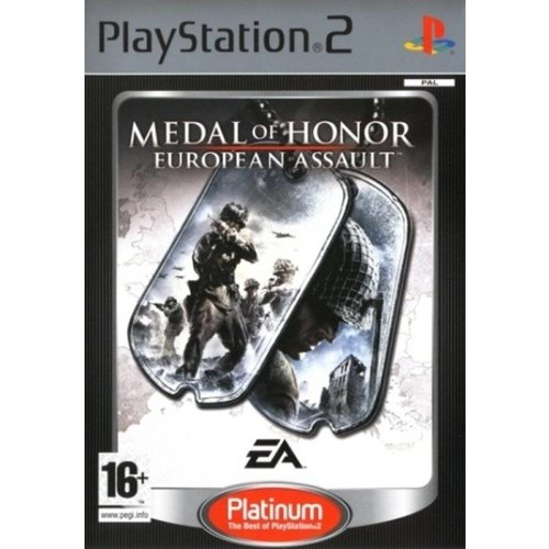 Medal Of Honor - European Assault (platinum)