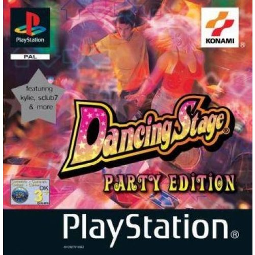 Dancing Stage Party Edition (Platinum)