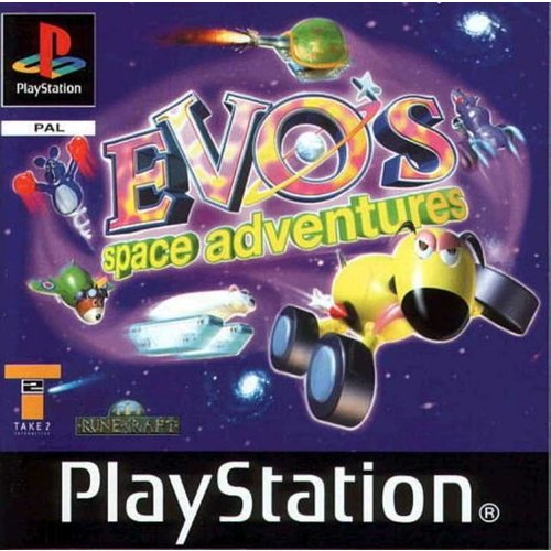 Evo's Space Adventure