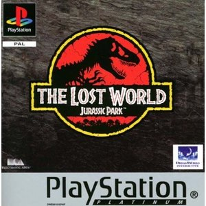 The Lost World Jurassic Park (platinum)