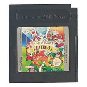 Game & Watch Gallery 3 (losse cassette)