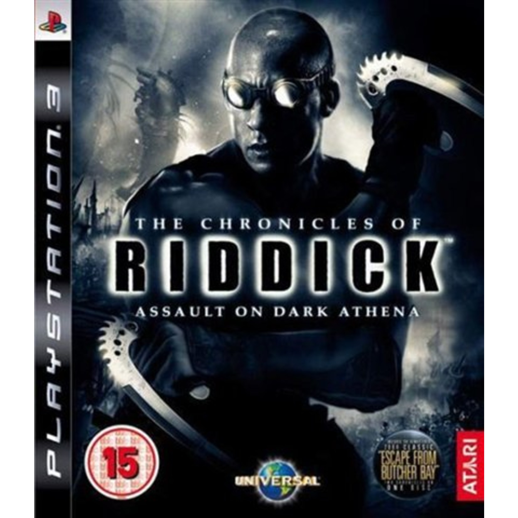 The chronicles of Riddick - Assault On Dark Athena