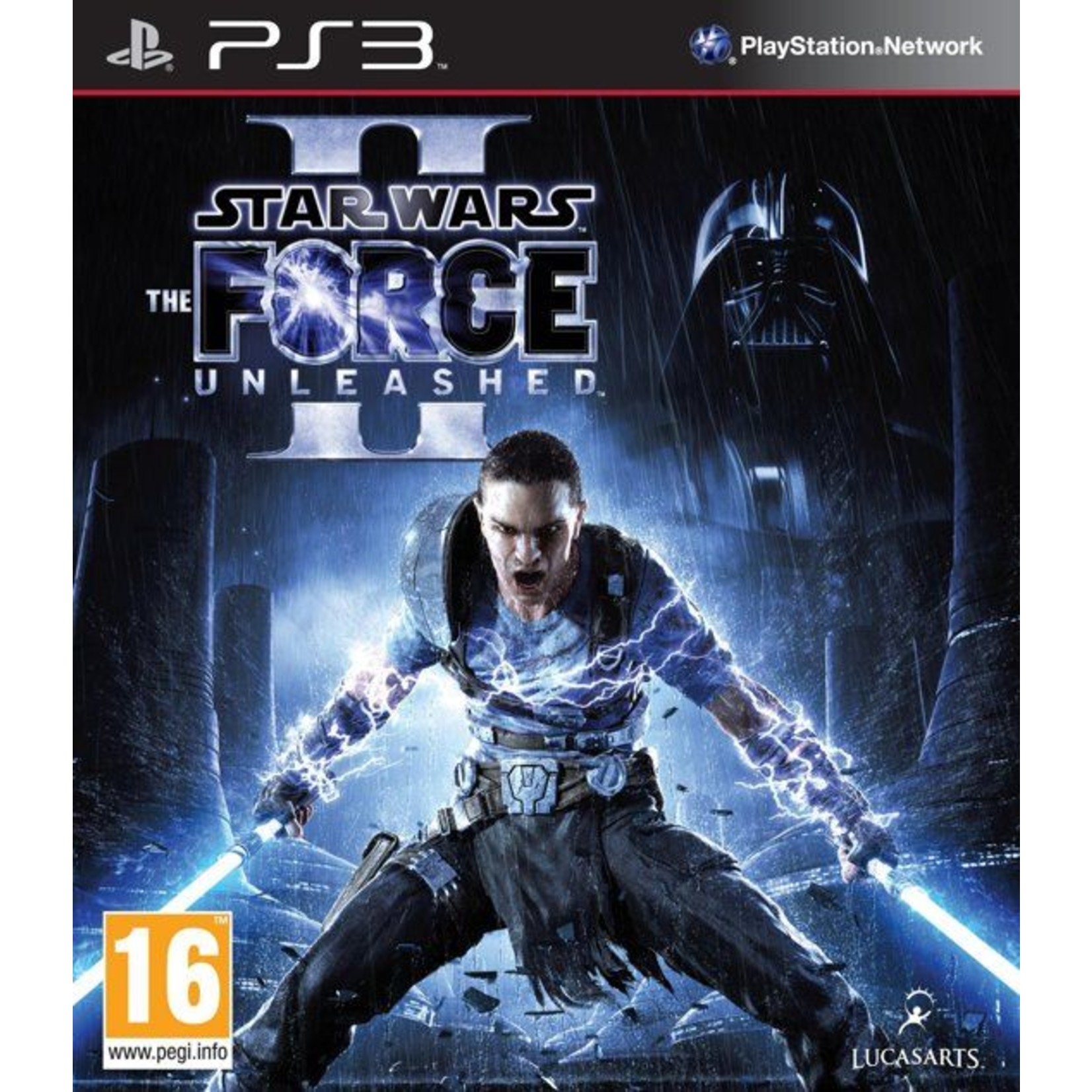 Star Wars - Force Unleashed 2
