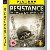 Resistance - Fall Of Man (platinum)